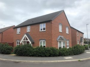St Marys Drive, Stretton, BURTON-ON-TRENT, Staffordshire